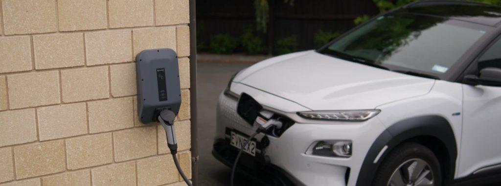 Montaż stacji ładowania samochodów eletrycznych